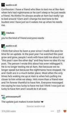 There are still love and kindness in this world. Be what we want to see in other people in this world. Tumblr Stuff, Funny Tumblr Posts, My Tumblr, Make Me Happy, Make Me Smile, Simple Plan, Gives Me Hope, Faith In Humanity Restored, Cute Stories