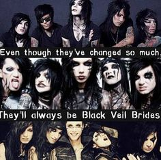 LOVE bvb so much and I'm not complaining but in the top pic they all look like girls haha
