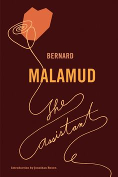Jacket design, illustration, and lettering: Lynn Buckley. (Bernard Malamud reissues. Farrar, Straus and Giroux, 2003.)