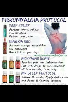 Fibromyalgia Protocal