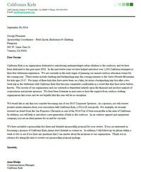 image result for sponsorship proposal template solicitation examples pinterest template fundraising and nonprofit fundraising - Cover Letter For Sponsorship Proposal