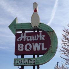 Hawk Bowl Whitewater Wisconsin