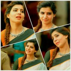 Samantha Ruth Prabhu in ! Get this blouse custom made for you WhatsApp : South Actress, South Indian Actress, Beautiful Indian Actress, Beautiful Actresses, Beautiful Saree, Samantha In Saree, Samantha Ruth, Indian Actresses, Actors & Actresses