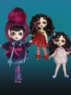 The Sad Collection | Wilde Imagination _______  Sadness can be delightful when you're with Sad Sally and the Sad Collection!  Includes Where's My Hat dressed doll, Sad Citrus outfit and Trying to Smile outfit.