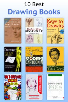 Whether you are drawing as a professional artist, as… Best Design Books, Book Design, Basic Drawing, Drawing Skills, Books To Buy, Books To Read, Web Design, Human Figure Drawing, Branding