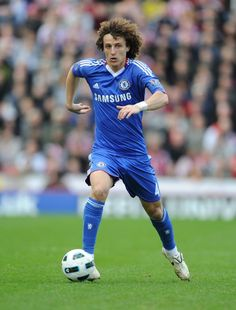 Luiz <3 Chelsea FC <3
