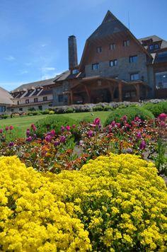 Llao Llao Hotel & Resort - Bariloche, hermoso al rededor de este hotel las maravillas naturales!