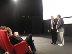 Stephen Frears fronts the media at Cannes 2013