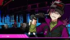 Souda as ultimate despair and appears in danganronpa another episode