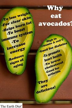 Avacado ~ These are a must have