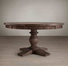 17th C. Monastery Round Dining Table | Round Dining Tables | Restoration Hardware