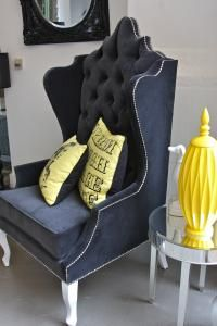 I want a mad hatter themed party one day and these will be the perfect dining room chairs! haha