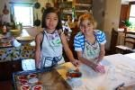 Italian Hands on Cooking class with kids. Best part of the trip!