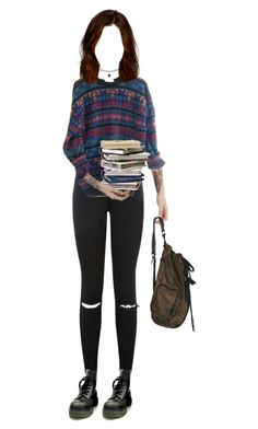 """""""school"""" by nourryator ❤ liked on Polyvore featuring Wet Seal"""