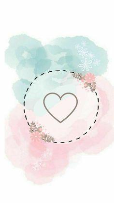 Instagram Frame, Instagram Logo, Instagram Story, Instagram Symbols, Rose Gold Brushes, Cute Couple Drawings, Insta Icon, Heart Wallpaper, Social Media Icons