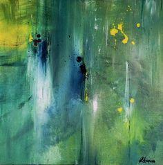 Original Abstract Painting by Laura Viapiano Minimal Art, Artwork Online, Types Of Art, Artist Painting, Art Techniques, Art Oil, Cool Art, Awesome Art, Modern Art