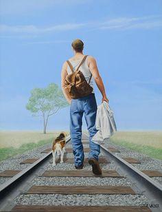 Artist: Steve Walker.