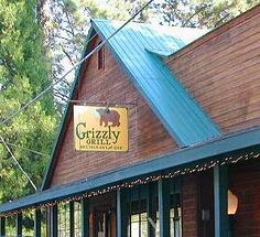 The Grizzly Grill in Blairsden,Ca. A fantastic place to dine in Plumas County!