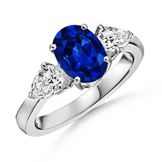 The Crevier Ring Beautiful Sapphire Ring
