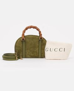 Vintage Gucci Micro Cross Body Bag