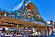 West Angeles Church of God in Christ - Original Crenshaw Location - is a Pentecostal-Holiness Christian church and a member of the Church of God in Christ denomination. Its main place of worship, the West Angeles Cathedral, is located in the West Adams Historic District of Los Angeles, California. It was founded by Elder Clarence E. Church in 1943. The first sanctuary was located on Adams Boulevard, near Interstate 10 (known locally as the Santa Monica Freeway). In 1969 after Elder Church's…