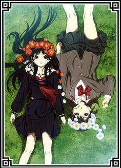 98 Best Jigoku Shoujo Images Hell Girl Anime Art Anime Girls