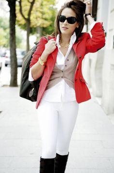 Equestrian Street Fashion