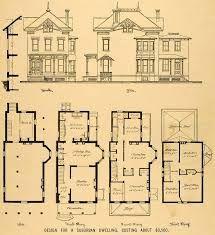Resultado de imagen para victorian house plans