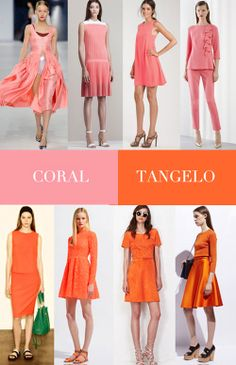Resort Color 2014, coral