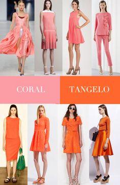 Resort Color 2014, coral