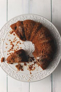 Spiced Chai Tea Cake