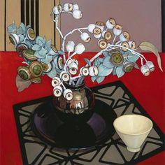 Still Life: Criss Canning Botanical Art, Botanical Illustration, Still Life Art, Australian Artists, Australian Painting, Aboriginal Art, Art Floral, Figurative Art, Flower Art
