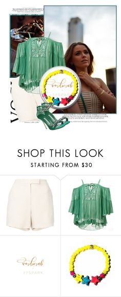 """store77spark (36)"" by dina-55 ❤ liked on Polyvore featuring Elie Saab, Roberto Cavalli and Manolo Blahnik"