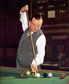 Joe Davis #Snooker