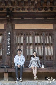drama movie Extraordinary You ( ) Korean - Drama - Picture HanCinema :: The Korean Movie and Drama Database Korean Drama Movies, Korean Actors, Joon Hyuk, Anime Couples Manga, K Idol, Best Couple, Webtoon, Cute Wallpapers, Korean Drama