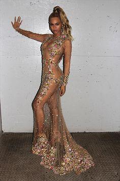 6df0a7c2bf Beyonce Knowles at the Met Gala 2015