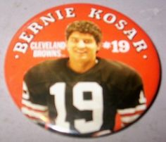 Cleveland Browns Bernie Kosar - Big crush on Loved him for wanting to be a Brown! Cleveland Browns History, Cleveland Browns Football, Cleveland Rocks, Cleveland Ohio, Cleveland Indians, Nfl Football, Cle Browns, Bernie Kosar, Browns Fans