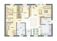 1000 bilder zu bungalow auf pinterest bungalows haus. Black Bedroom Furniture Sets. Home Design Ideas