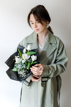 Авторские букеты с доставкой в Твери Mint Flowers