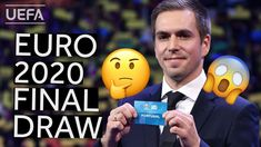 EURO 2020 Final Tournament Draw Finals, Euro, Drawings, Youtube, Football, Top, Sketches, Spinning Top, Soccer