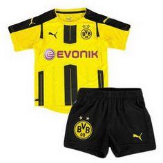 Maillot Borussia Dortmund Enfant Domicile 2016 2017