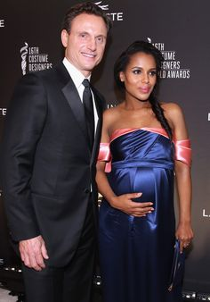 Kerry Washington Photos: 16th Costume Designers Guild Awards With Presenting Sponsor Lacoste - Green Room