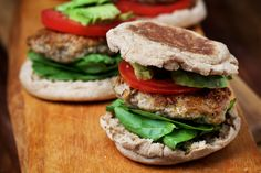 How to satisfy your breakfast sausage cravings and 'eat right'. Homemade Turkey Sausage Breakfast Sandwich by Ellie Krieger