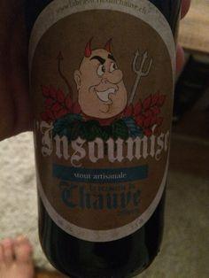 L'insoumise - Bière du Chauve
