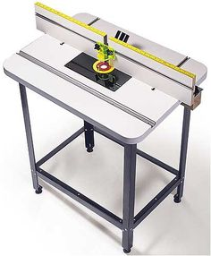 Bench dog cast iron router table pro fence steel cabinet and mlcs woodworking router table top and fence with phenolic plate amazon greentooth Images