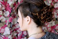 Okay, seriously I love all the hairstyles on this site, this is two cute