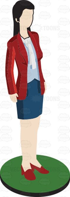 Woman In Red Blazer Pawn Figurine #blackhair #bluepencilskirt #ceramic #coat #display #female #femaleperson #figure #Figurine #glass #grownup #grownup #individual #jacket #lady #lavender #longhair #metal #plastic #professional #redjacket #redshoes #shirt #shoes #single #skirt #standup #standing #statuette #woman #wood #vector #clipart #stock