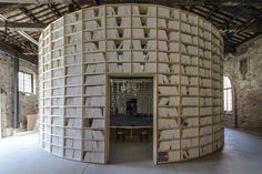 Bahrain - Pavilhões Nacionais da Bienal de Veneza 2014