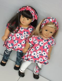 American Girl Doll Clothes  Fly the Kite by TheTrendyDoll