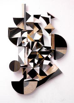 julienfoulatier:    Painting/sculpture byClemens Behr.